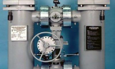 560 GPM Duplex Lube Oil Strainer