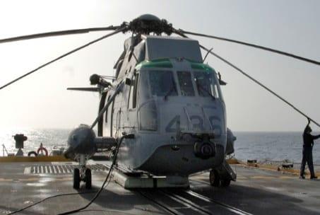 CH 124 Sea King