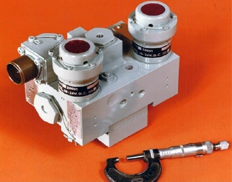 hydel selector valve
