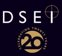 DSEI exhibition logo